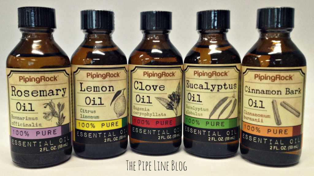 Piping Rock - The Pipe Line - DIY All-Natural Multi-Surface Household Cleaner