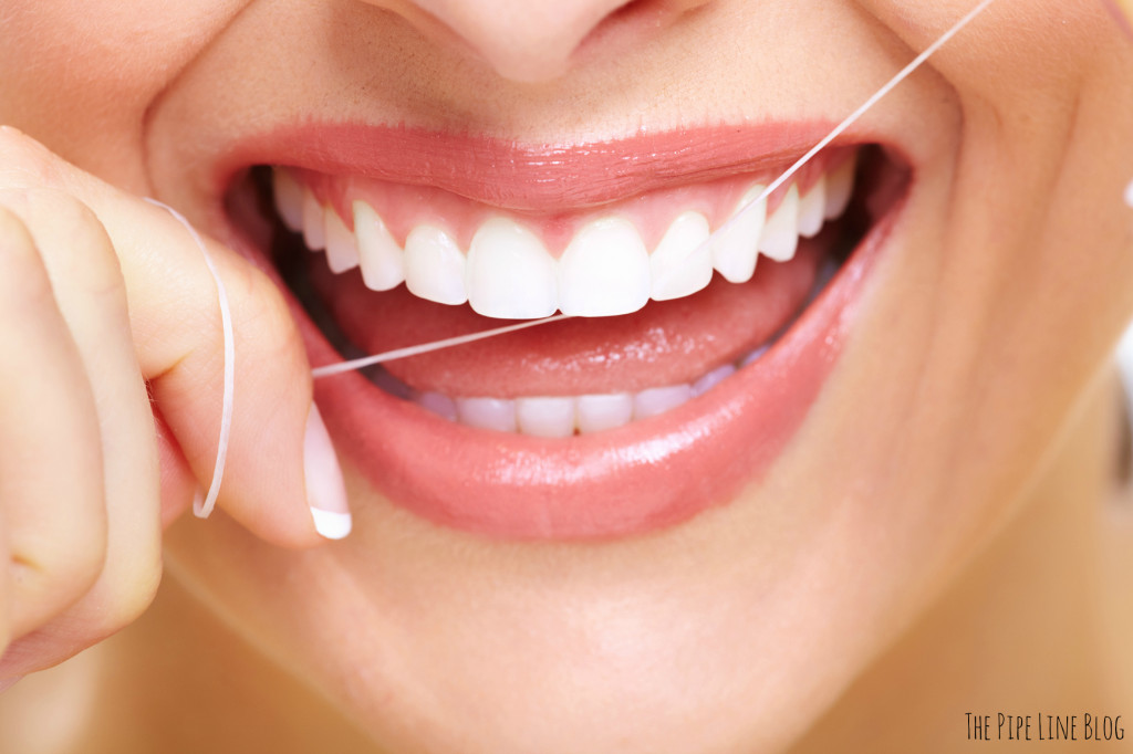 Step 1- Brush Twice a Day… and Don't Forget to Floss!