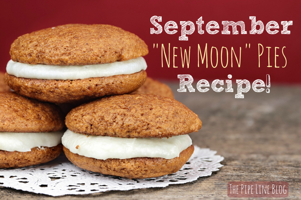 """September """"New Moon"""" Recipe - A Healthy Twist on a Classic!"""