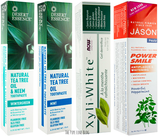 Consider Making the Switch to Natural Toothpaste