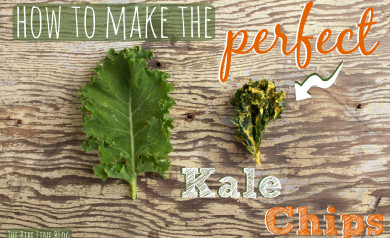 Piping Rock - The Pipe Line - How To Make the Perfect Kale Chips
