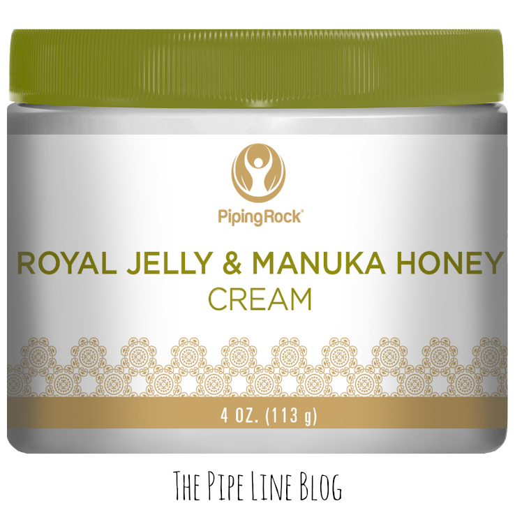 Piping Rock - The Pipe Line - Royal Jelly & Manuka Honey Cream