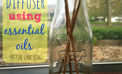 Piping Rock - The Pipe Line - DIY Reed Diffuser Using Essential Oils