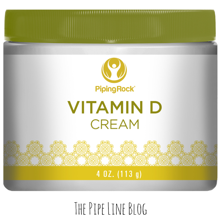 Piping Rock - The Pipe Line - Vitamin D Cream
