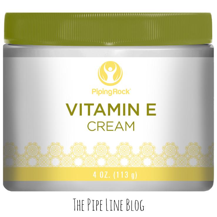 Piping Rock - The Pipe Line - Vitamin E Cream