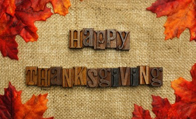 Happy Thanksgiving & Thank You from Piping Rock