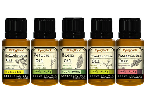 Piping Rock - The Pipe Line - Essential Oil Blends for Meditation