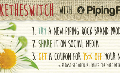 Piping Rock - The Pipe Line - #MakeTheSwitch - Rules