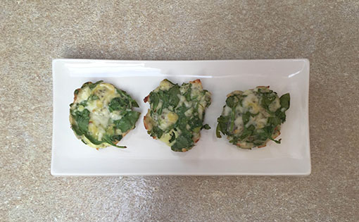 spinach cups 2