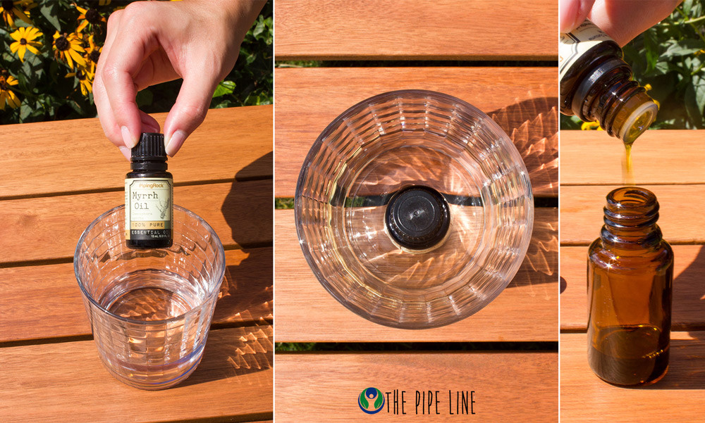 Piping Rock - The Pipe Line - Aromatherapy - Tips on How to Pour Essential Oils