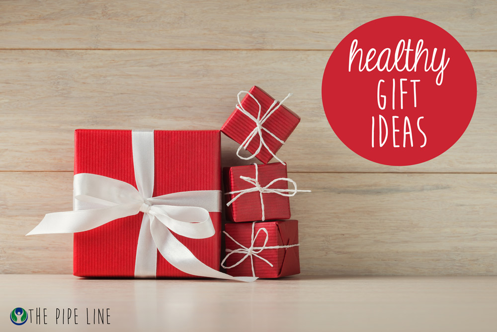 Piping Rock - The Pipe Line - Healthy Holiday Gift Ideas