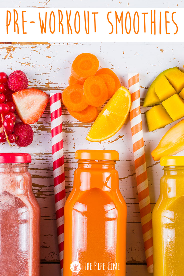 Pre-Workout Smoothies