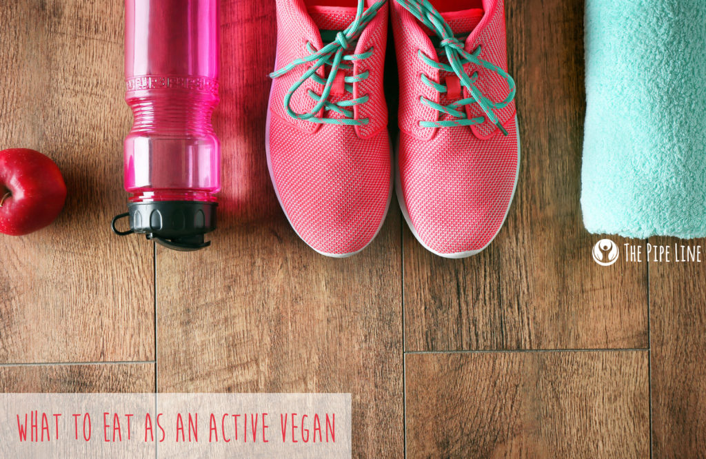 What To Eat As An Active Vegan