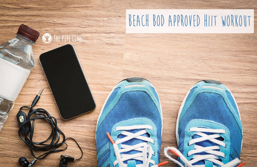 beach bod workout