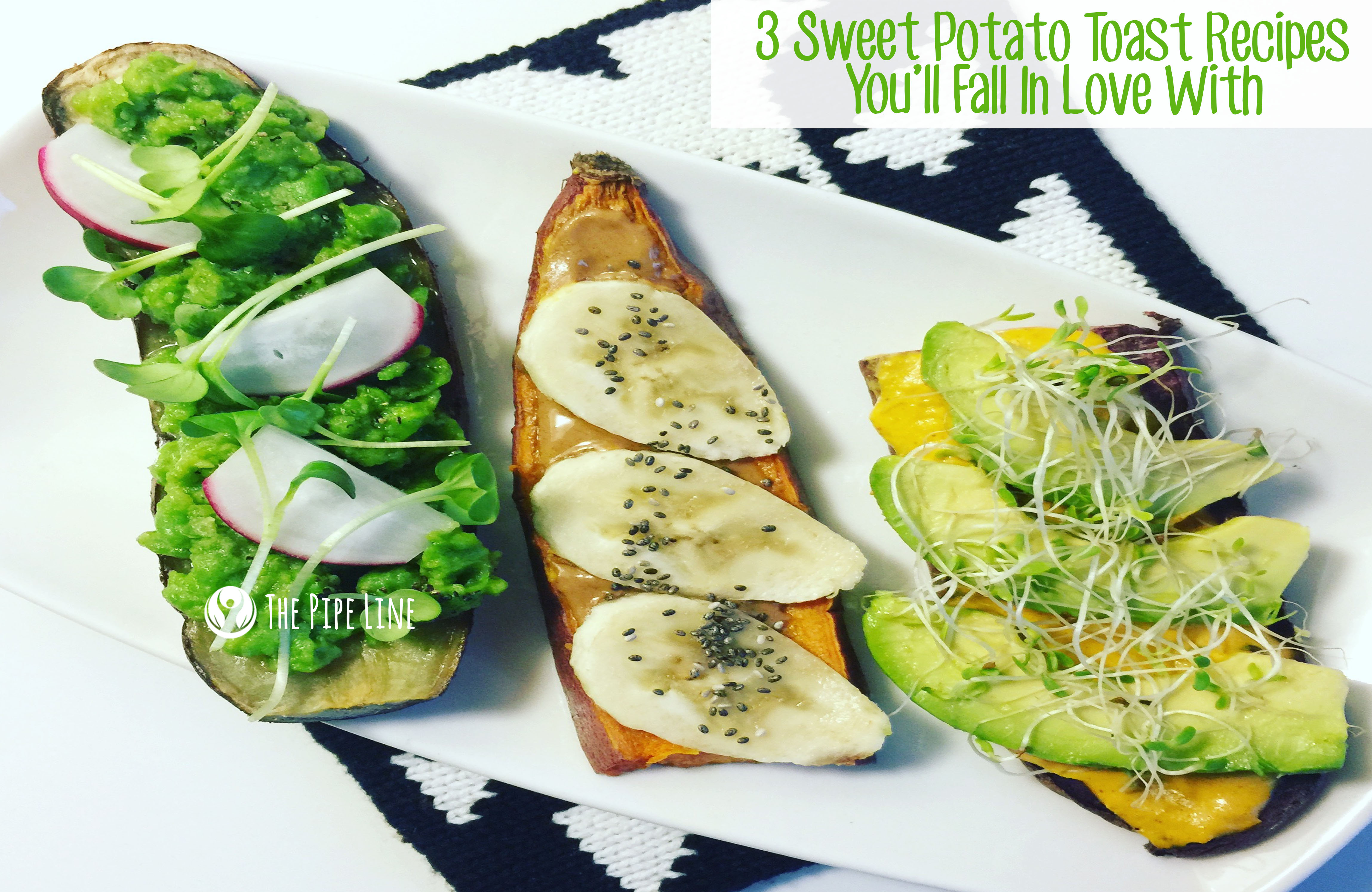 Sweet potato toast is now a thing: Here's what you need to know