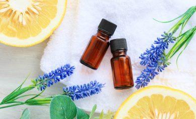 diy essential oils linen spray