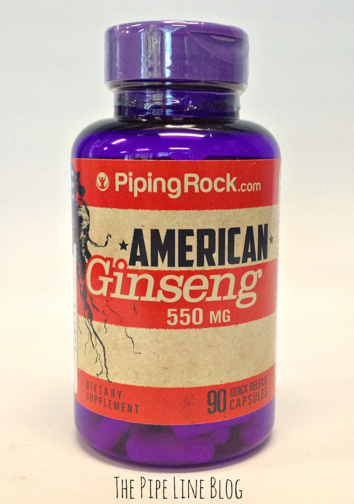 Piping Rock Discount American GInseng