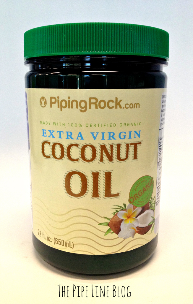 Piping Rock Organic Extra Virgin Coconut Oil
