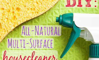 Piping Rock - The Pipe Line - DIY All-Natural Multi-Surface Housecleaner