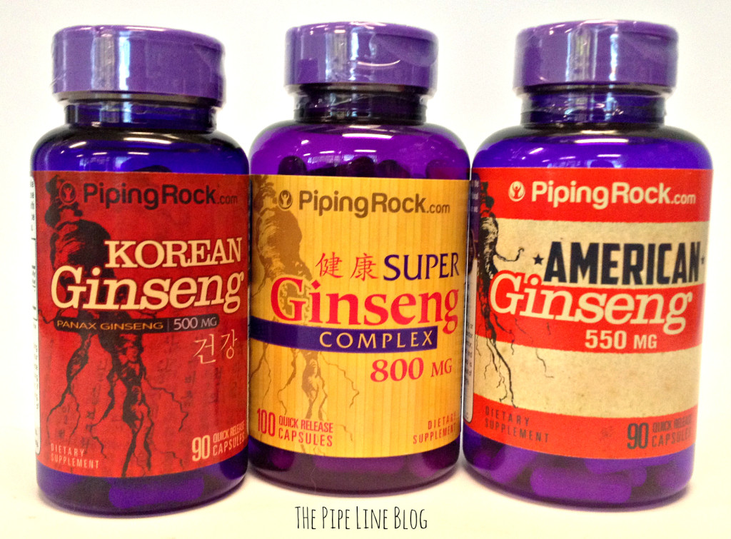 Piping Rock Ginseng Products