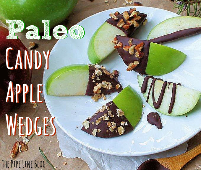 Piping Rock - The Pipe Line - Recipes - Paleo Candy Apple Wedges