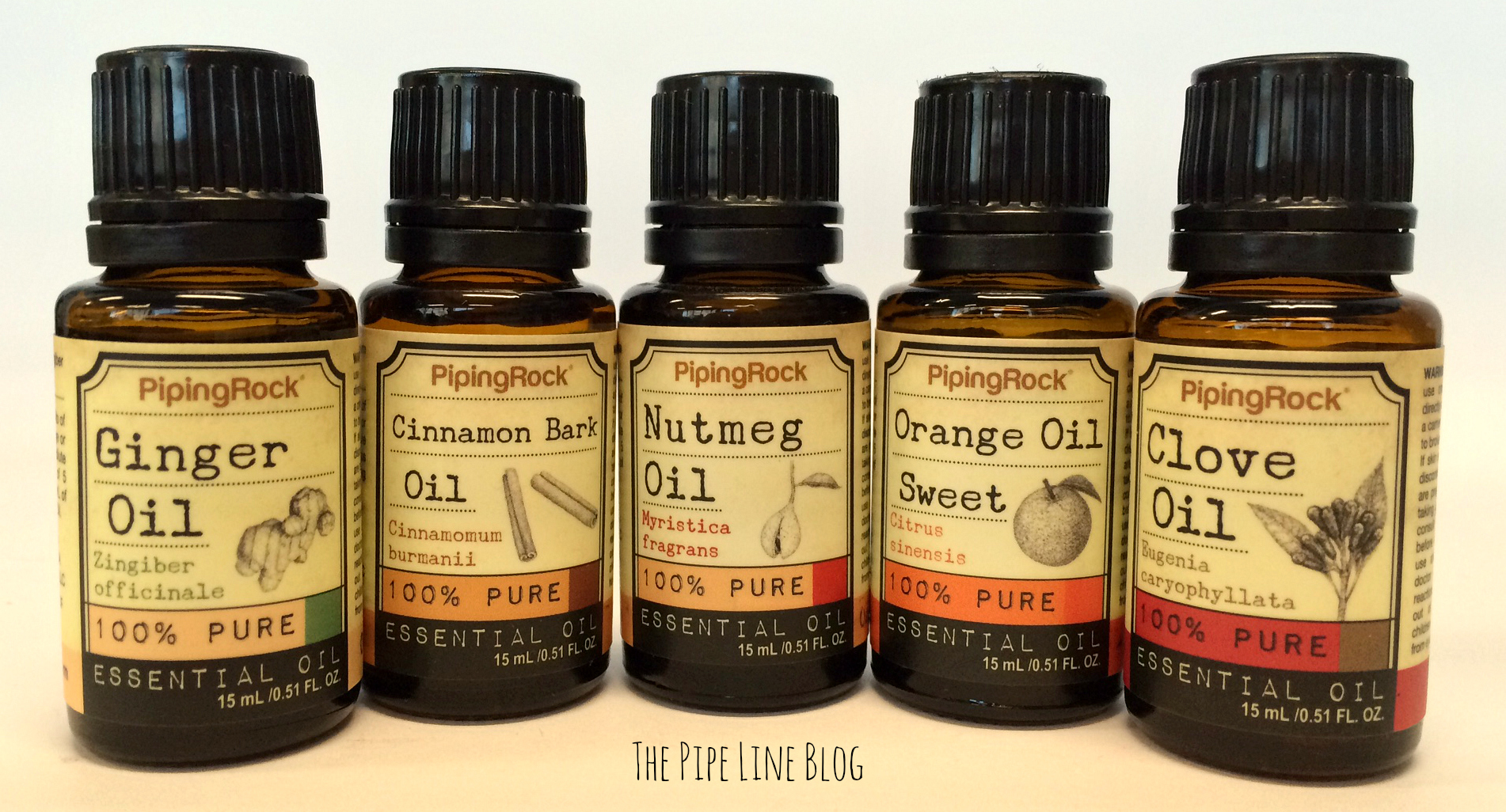 Piping Rock - The Pipe Line - Aromatherapy Essential Oil Blends - Mull It Over