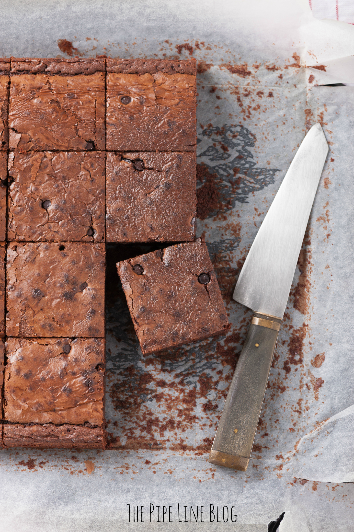 Piping Rock - The Pipe Line - Gluten-Free Sweet Potato Brownies Vegan
