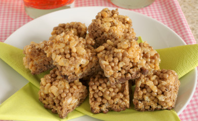 Piping Rock - The Pipe Line - Julie's Kitchen - Puffed Quinoa Crispy Cakes