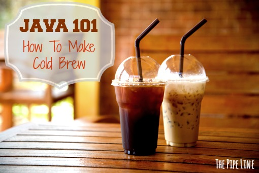 JAVA 101: HOW TO MAKE COLD BRE...