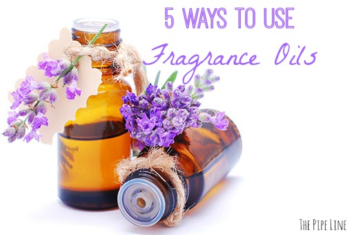 5 Ways to Use Fragrance Oils..
