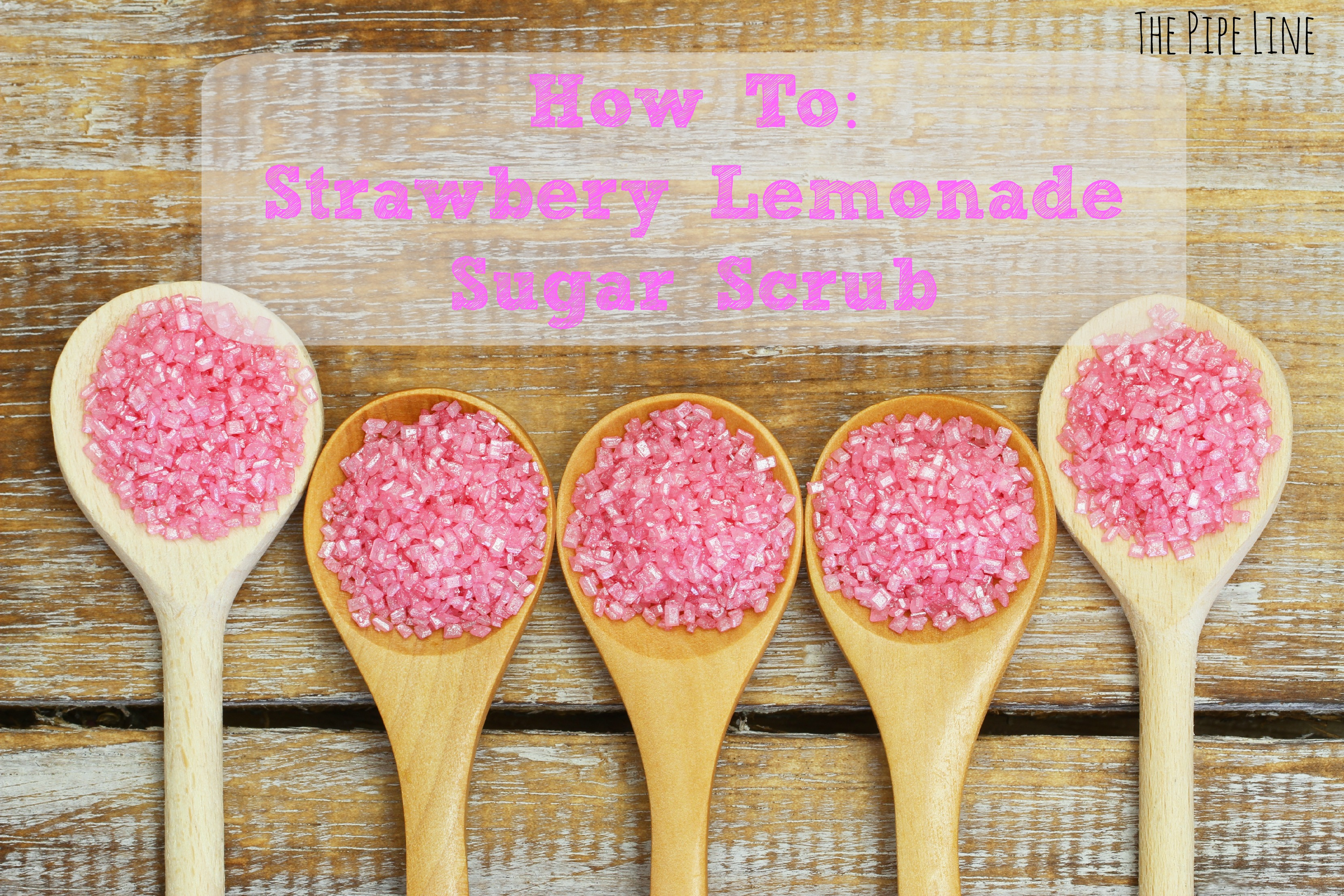 HOW TO: STRAWBERRY LEMONADE SU...