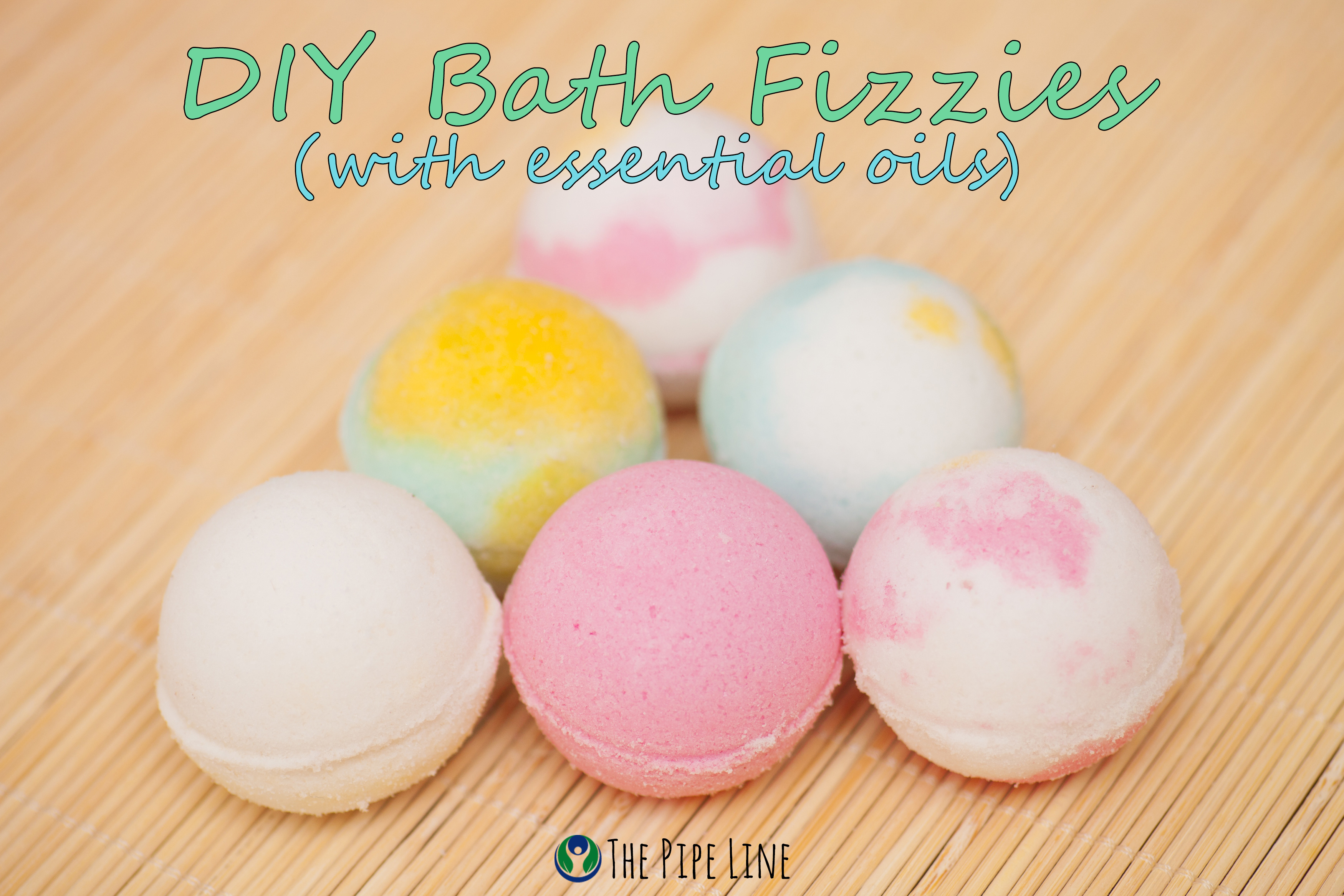 HOW TO: DIY BATH FIZZIES...
