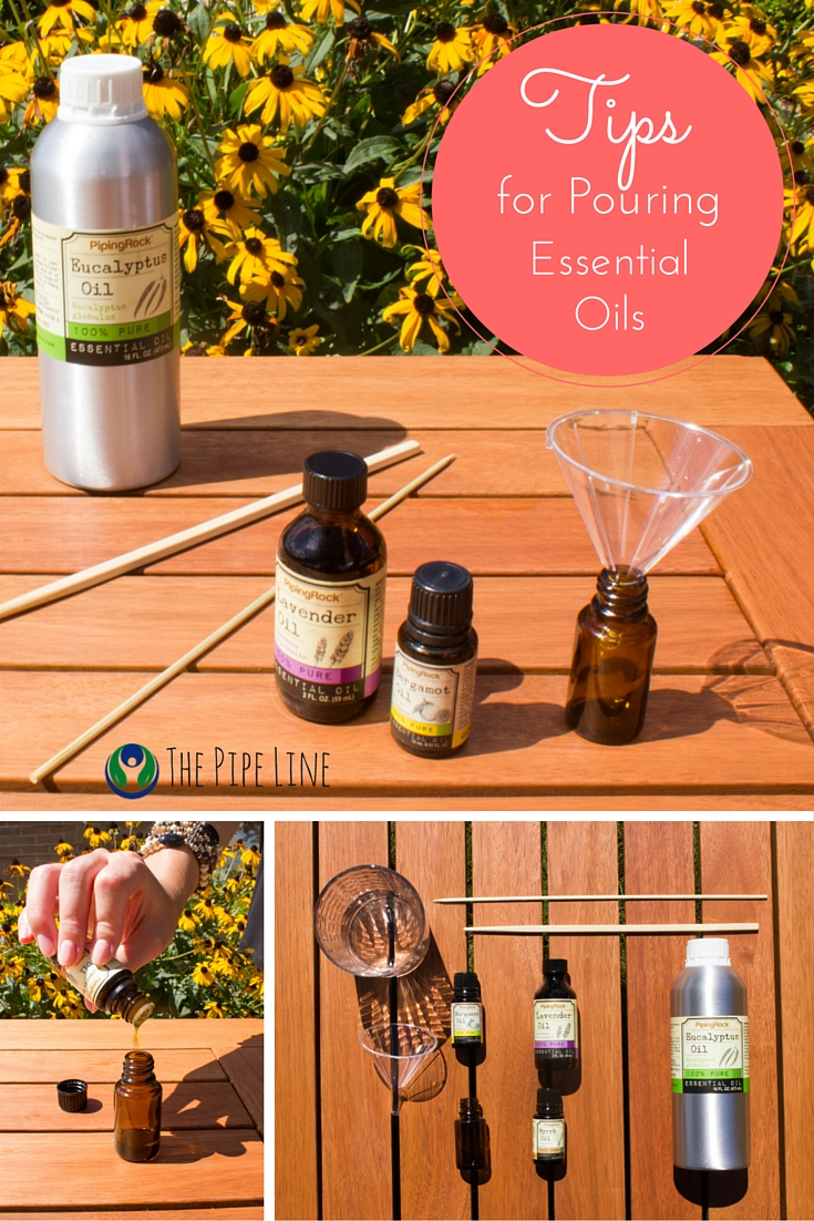 AROMATHERAPY 101: TIPS ON POUR...