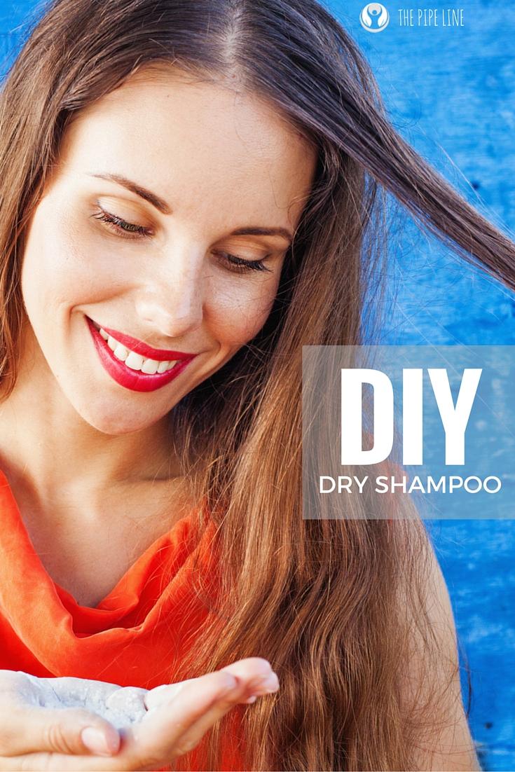 DIY Dry Shampoo...