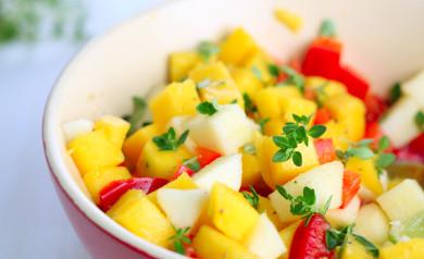 Piping Rock - The Pipe Line - Sweet Apple Mango Salsa - Recipe