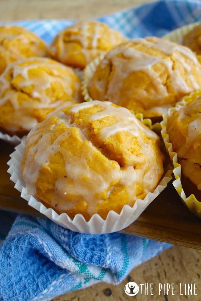 Piping Rock - The Pipe Line - Thanksgiving Recipe - Sweet Potato Muffins