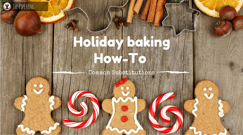HOLIDAY BAKING HOW-TO: COMMON.