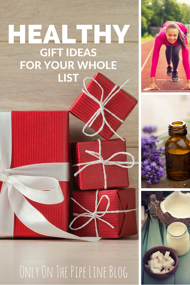 Piping Rock - The Pipe Line - Healthy Gift Ideas for Your Whole List