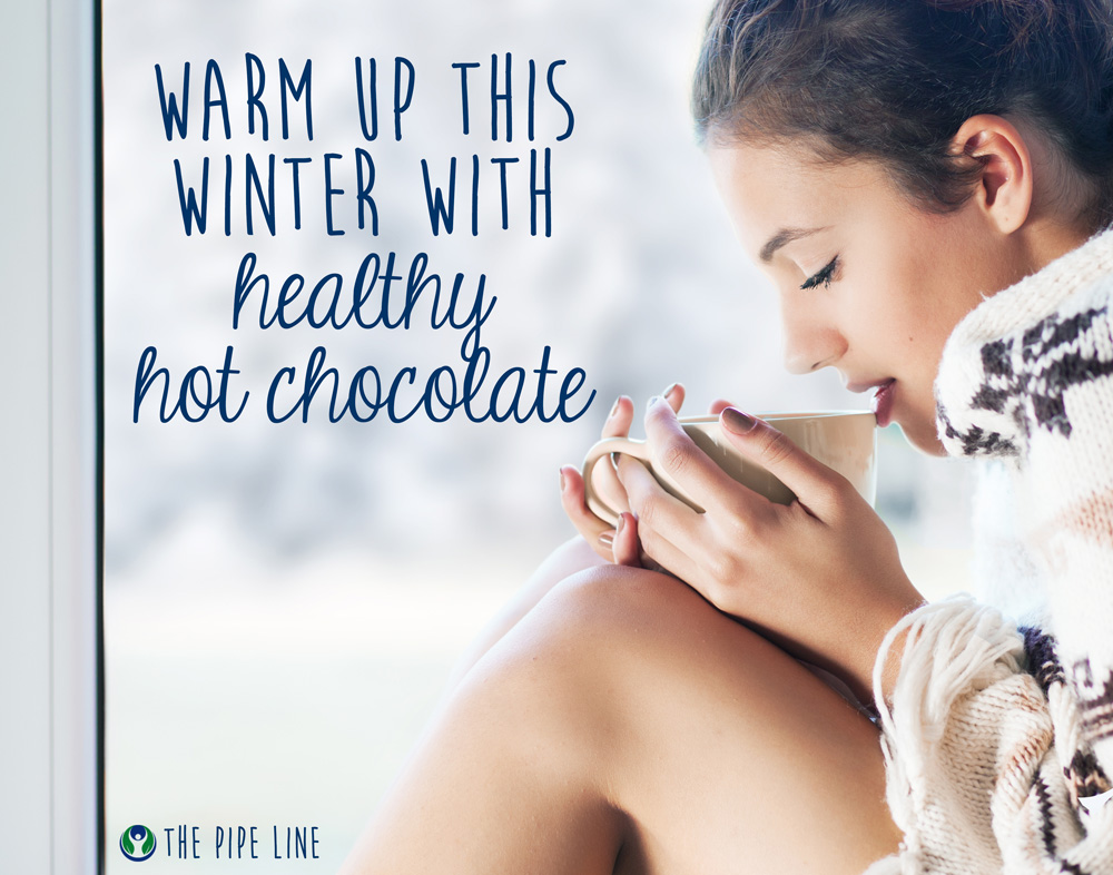 Piping Rock - The Pipe Line - Warm Up This Winter with Healthy Hot Chocolate