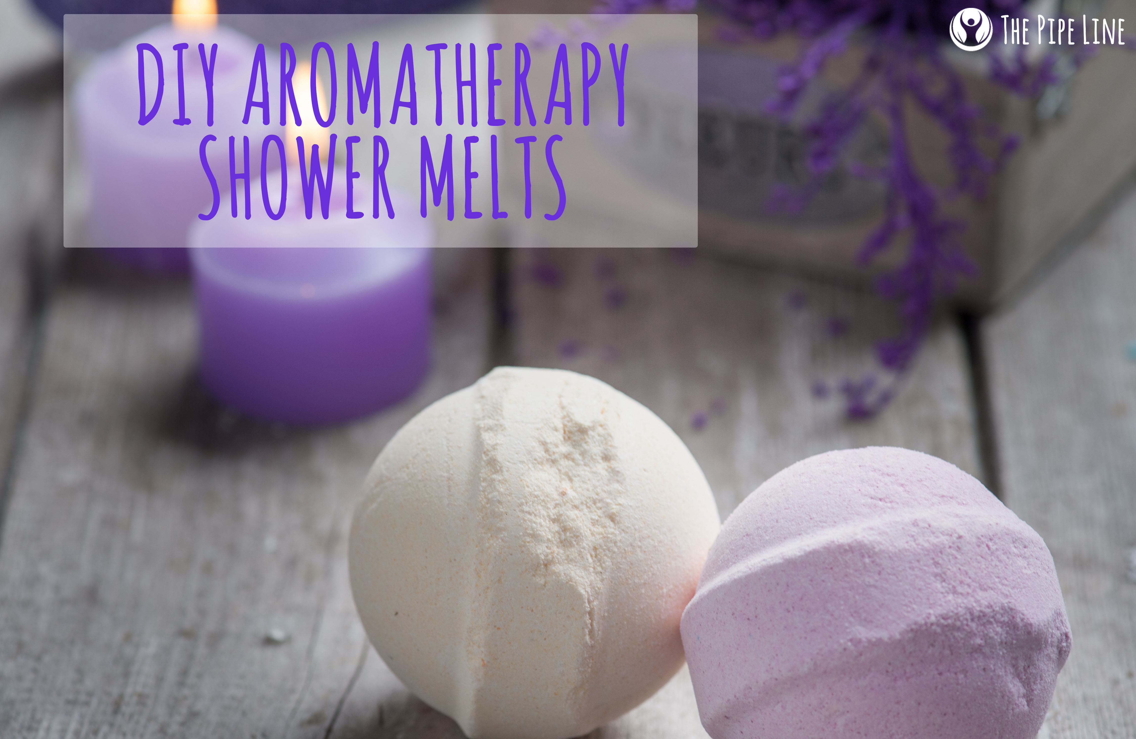 Shower Melts DIY