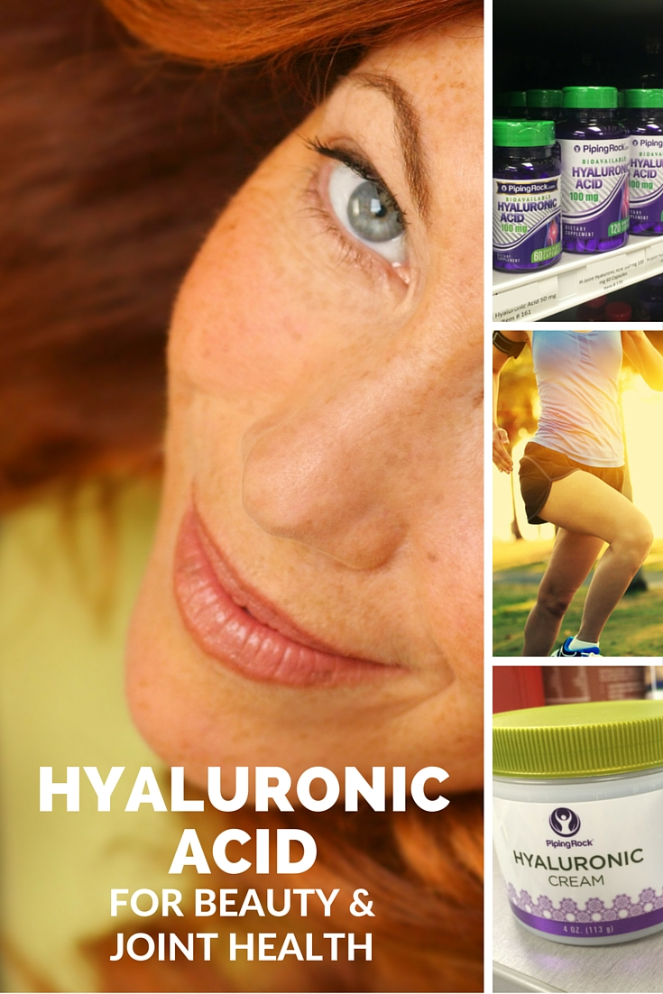 HYALURONIC ACID: WHAT'S ALL TH...