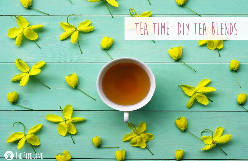 DIY Tea Blends