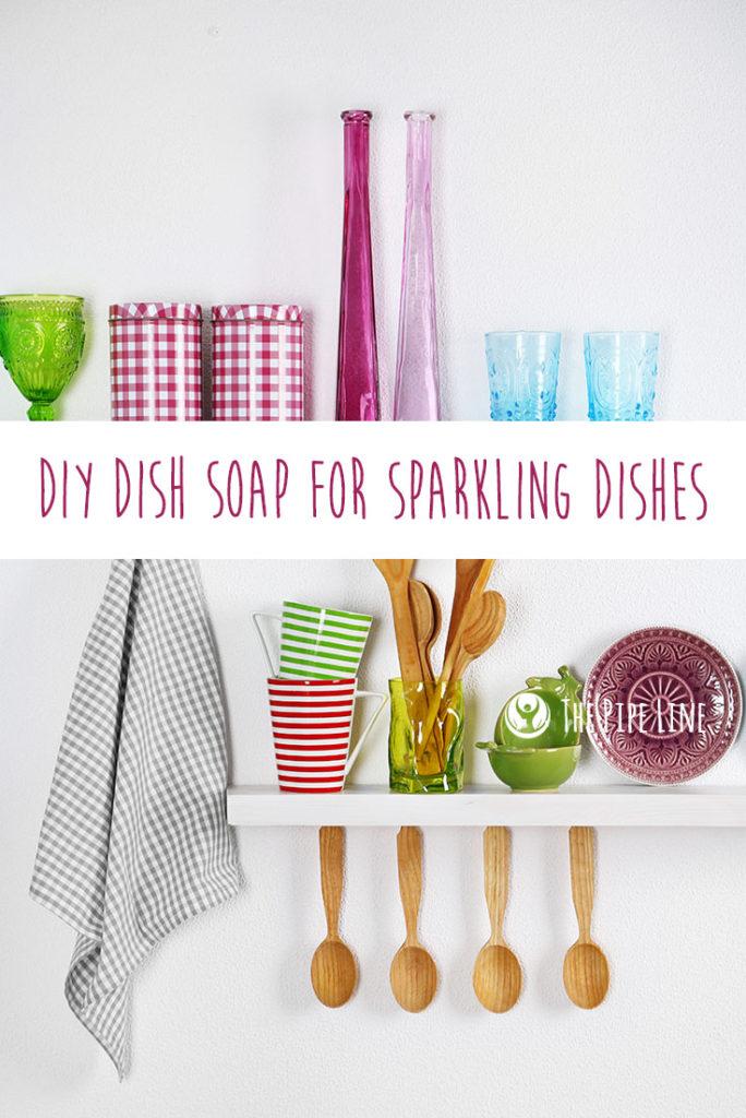 diy dish soap