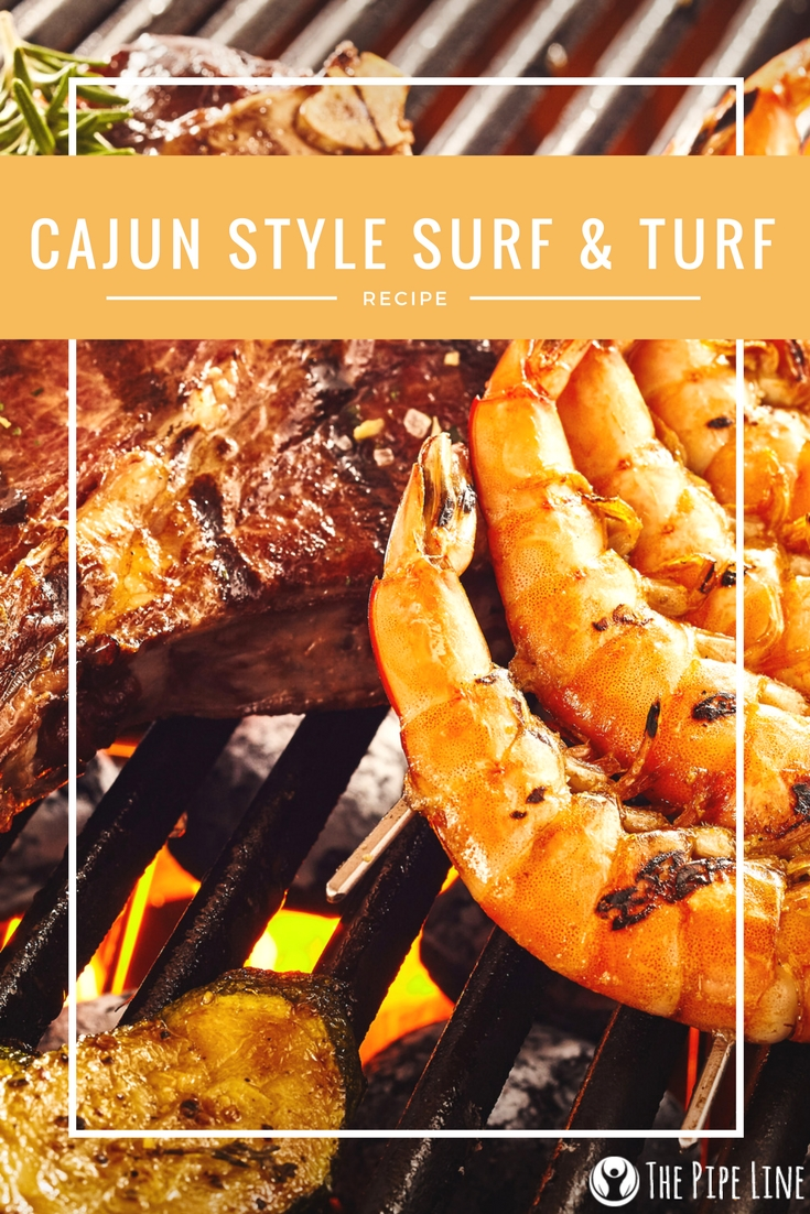 Surf & Turf recipe
