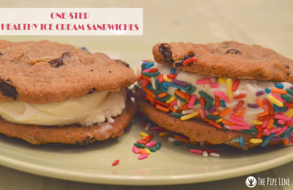 ice cream sandwiches