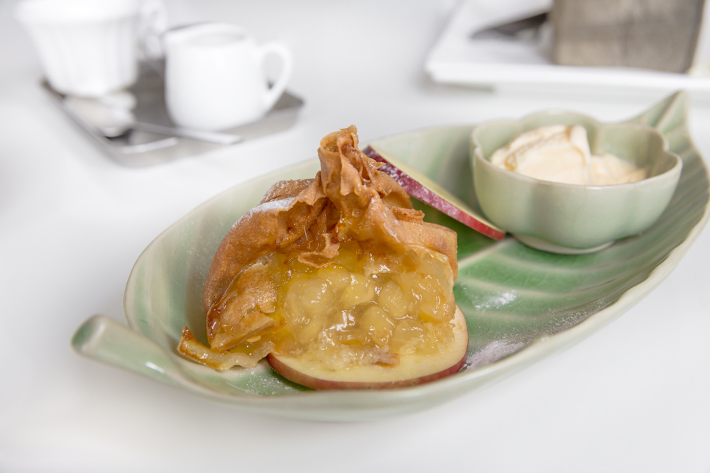 Apple Dumpling Restaurant Menu