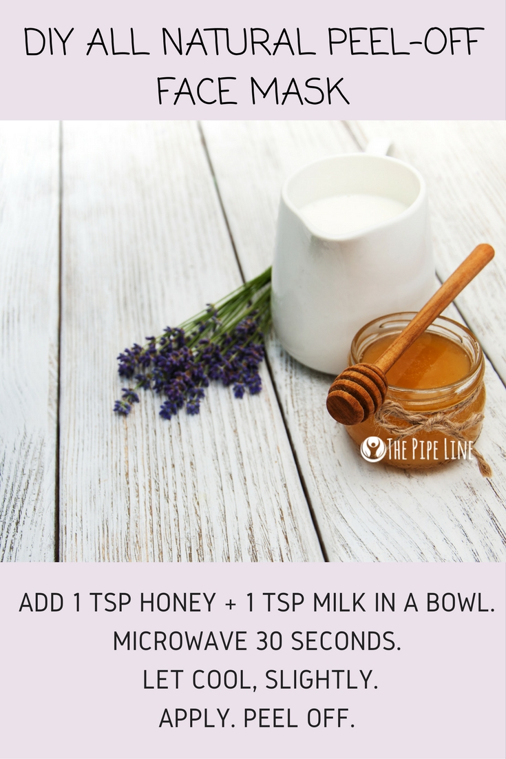 This Homemade Face Mask Will M...