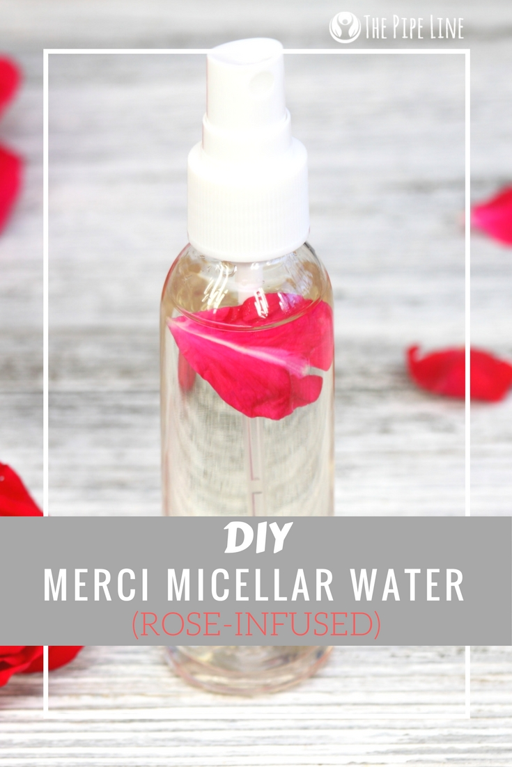 Add This DIY Micellar Water In...