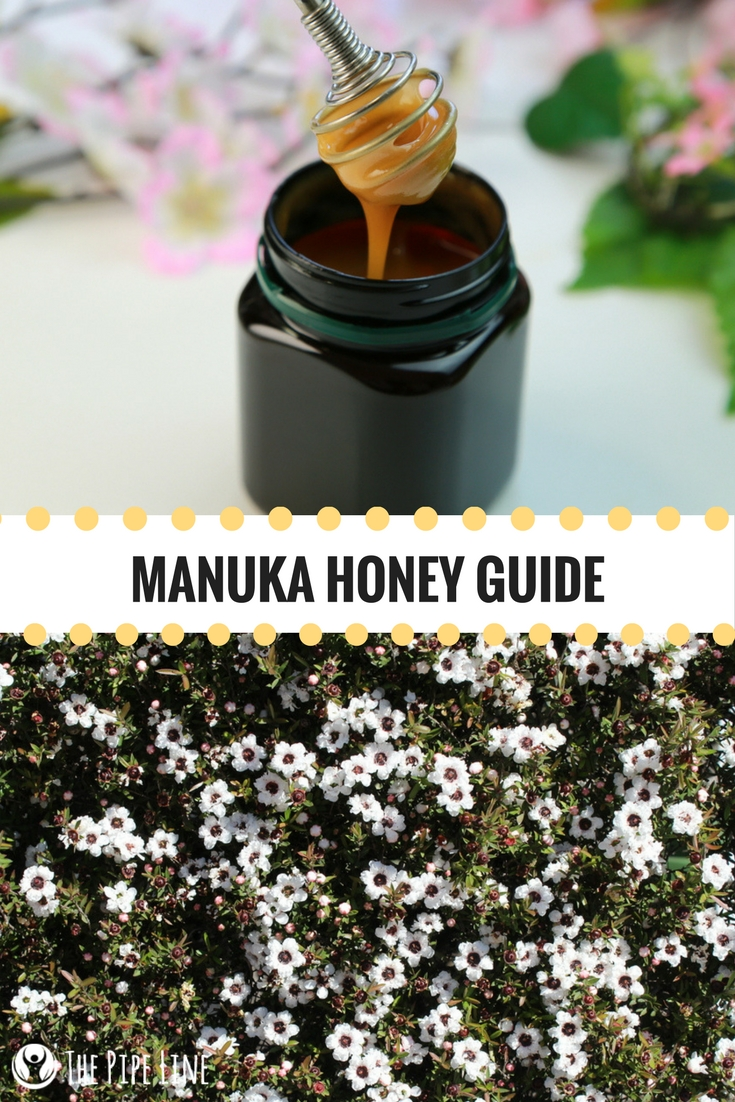 Grab The Buzz On Manuka Honey.