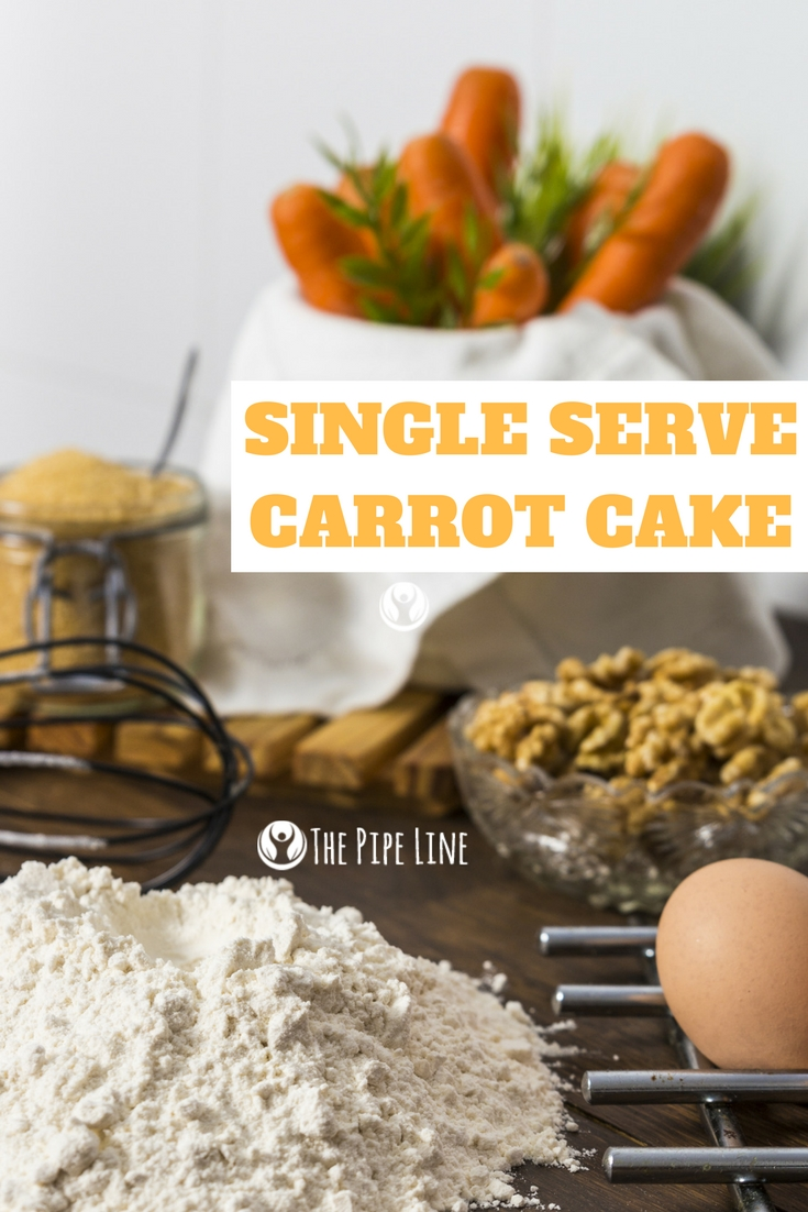 Want To Celebrate Carrot Cake.